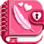 My Secret Diary with Lock and Photo v Full Version APK
