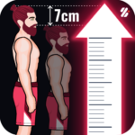 Height Increase after 18 -Yoga Exercise, Be Taller v Original APK